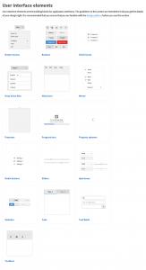 Interface Elements