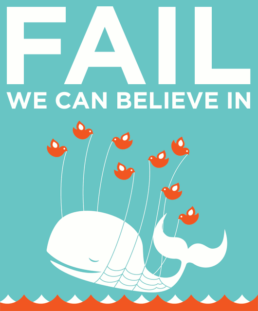 Fail. We can believe in.