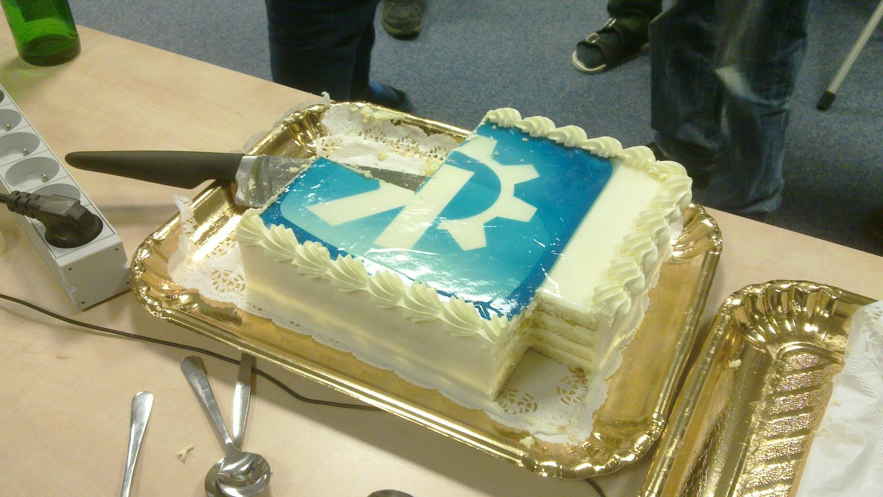 KDE 4.8 Release Party