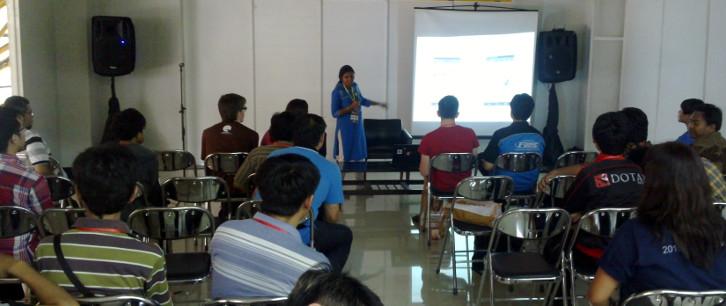 Shobha's talk
