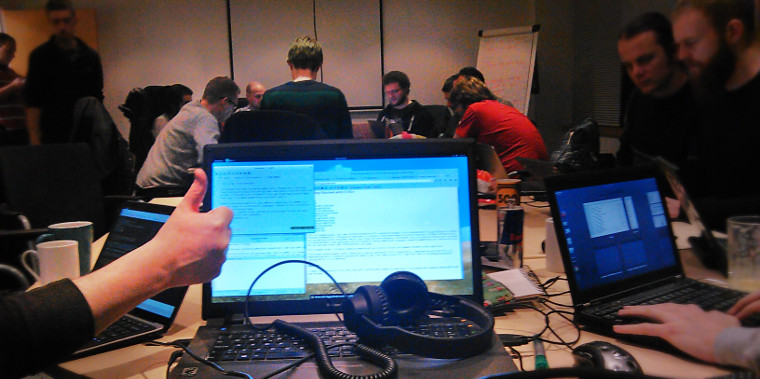 2015-01-29 DevXHackfest
