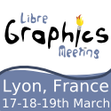 Libre Graphics Meeting banner