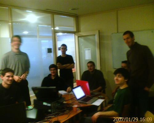 KDE hackfest