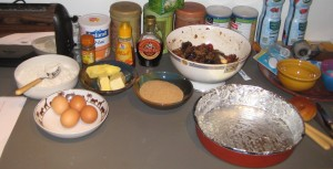 Ingredients (after preparation)