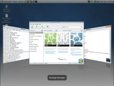 Compiz running in VirtualBox