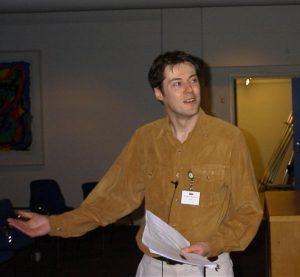 Presenting Sun's GNOME usability study results, GUADEC 2001