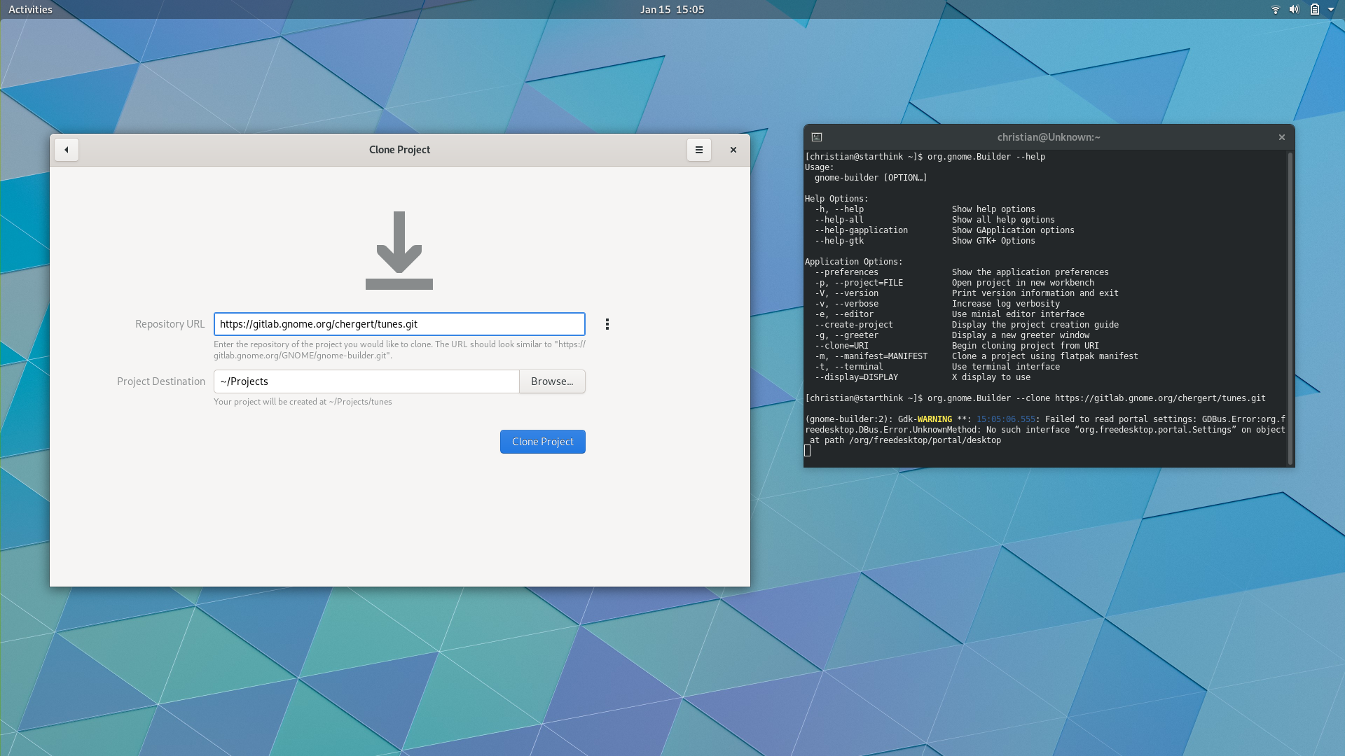 gtk+ – Zen and the Art of GNOME