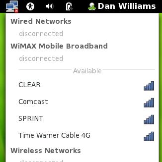 ericcson wwan wirelessmodule device 01