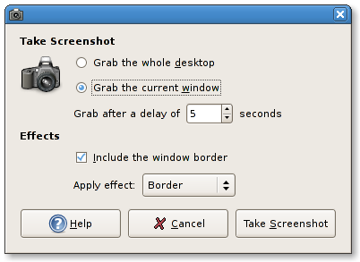 GNOME Screenshot Interactive
