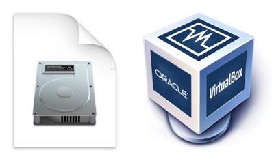 Virtual Box αρχεία vdi σε img και αντίστροφα