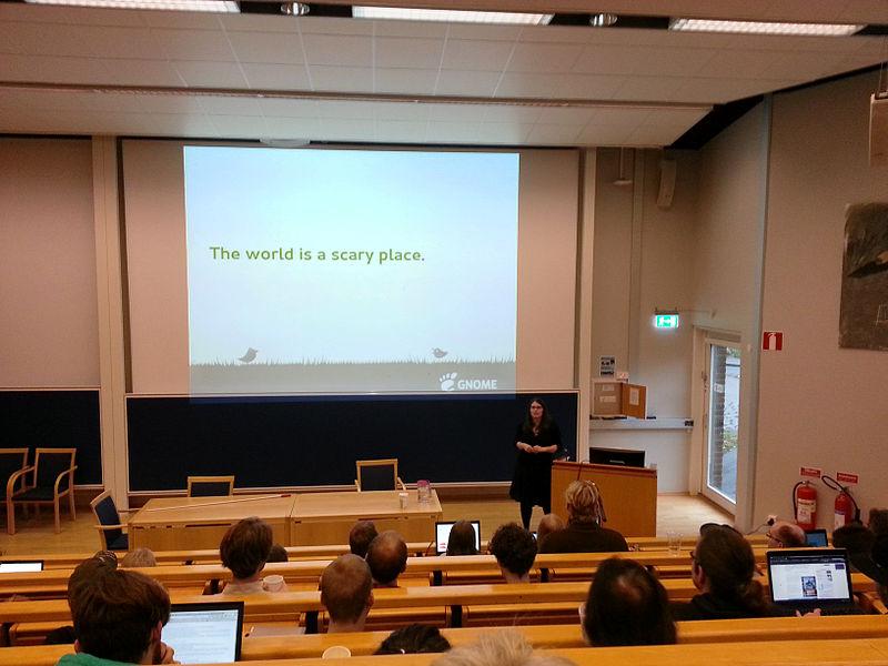 Karen_Sandler_FSCONS_2013_lecture