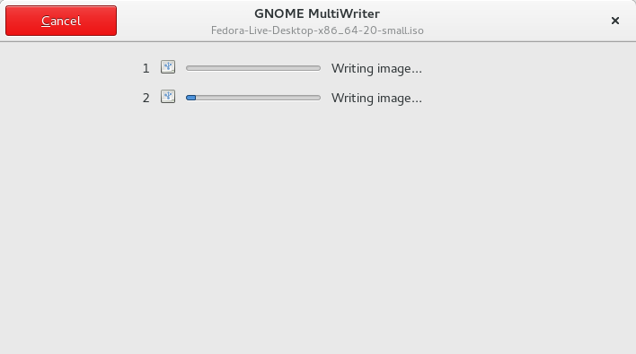GNOME MultiWriter