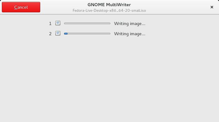 GNOME MultiWriter