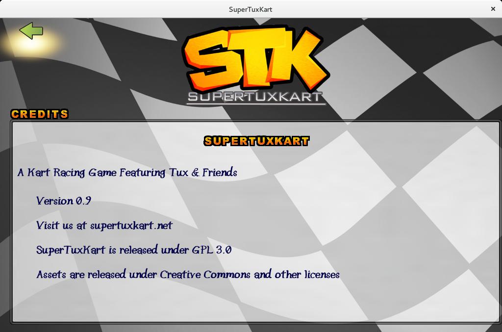 SuperTuxKart 0.9