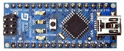 Programming the Arduino Nano | jessevdk
