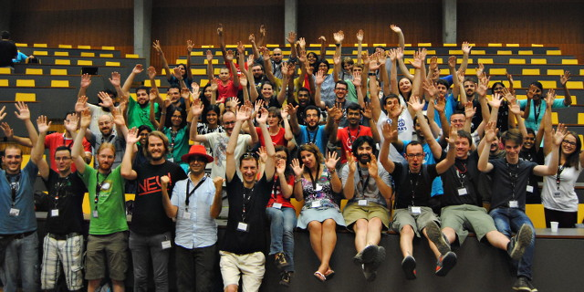 Guadec2013: Team of GSoC and GNOME Woman