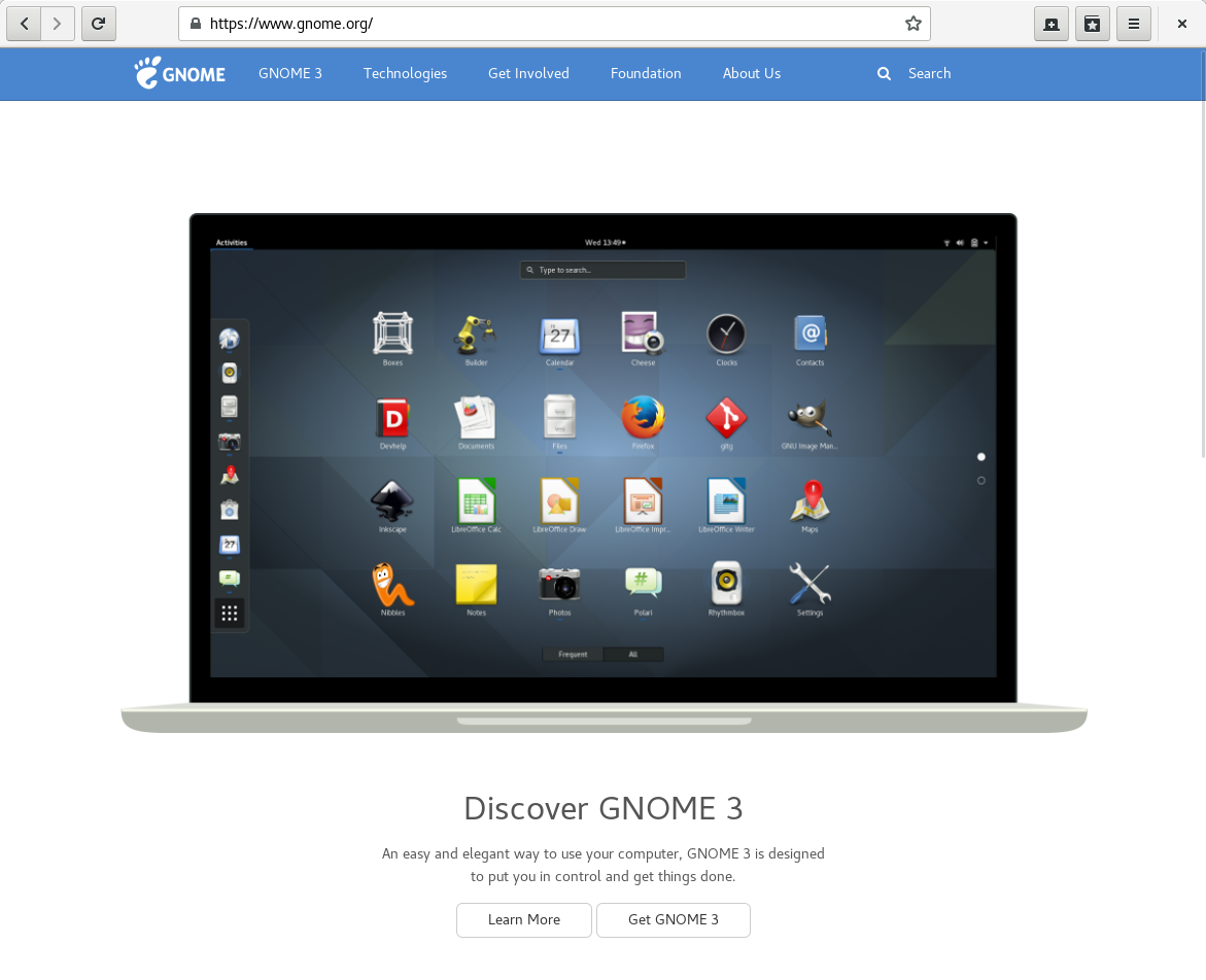 A Web Browser For Awesome People (Epiphany 3.24)