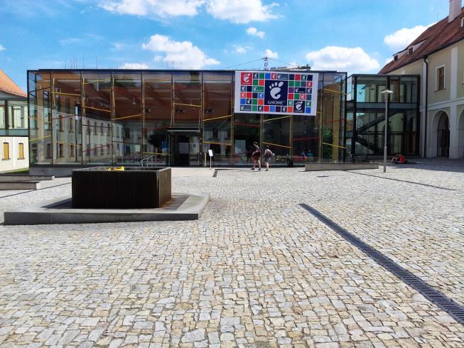 Guadec 2013: the venue