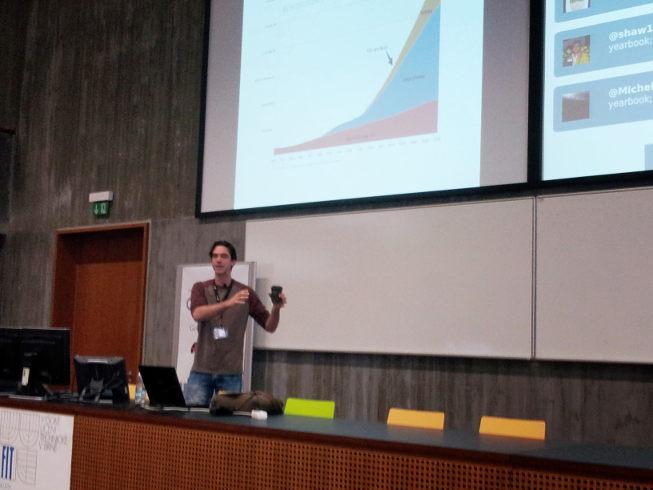 Matt Dalio keynote