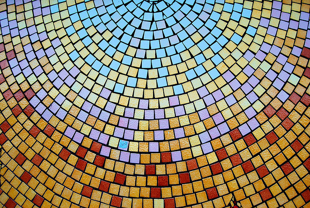 Mosaic by Alison's Eyes.
