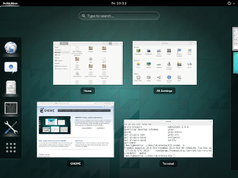 GNOME on FreeBSD