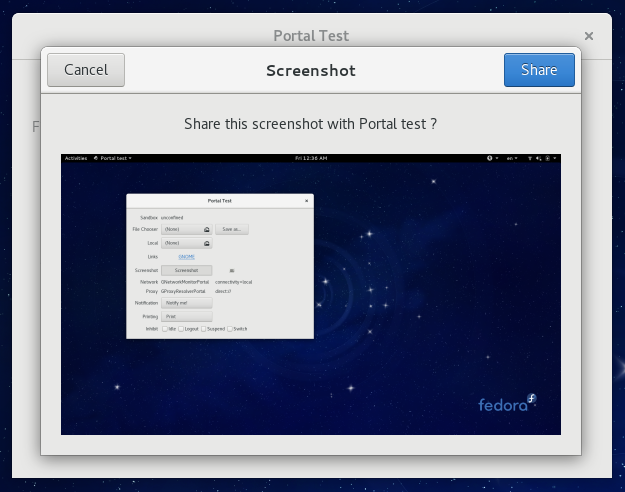 Portals: Using GTK+ in a Flatpak | Goings on