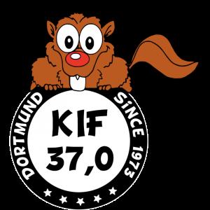 KIF37.0 Logo