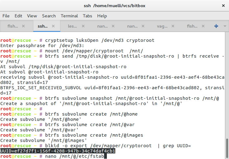 linux – muellis blog
