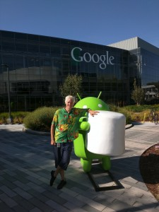 Peter Norvig at Googleplex