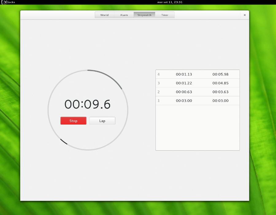 Clocks 3.10