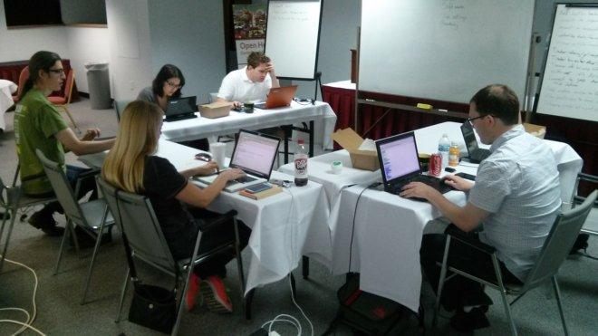 The hackfest