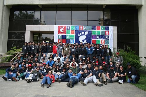 Día GNOME 2008