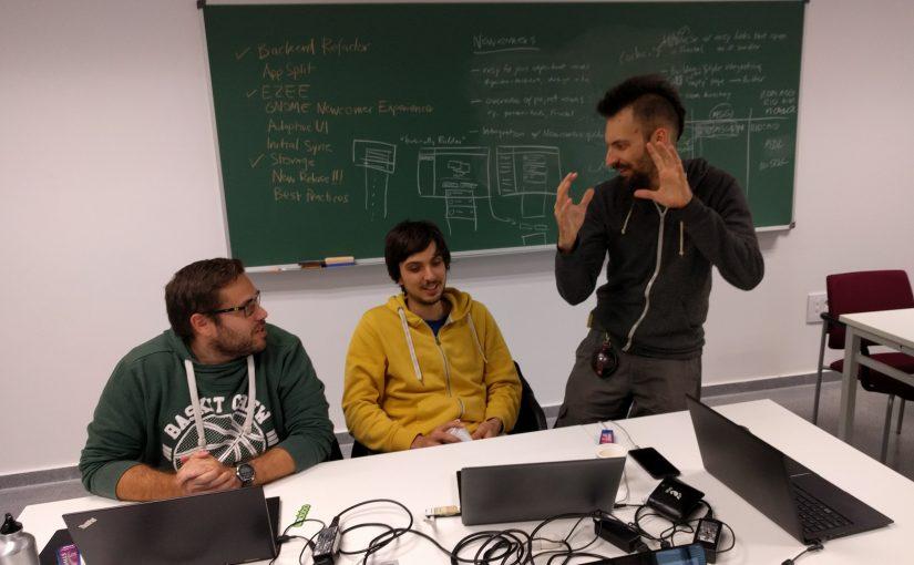 Seville Fractal Hackfest Report