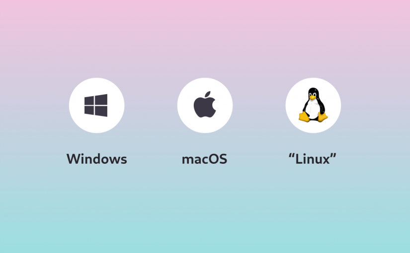 "There is no ""Linux"" Platform (Part 1)"