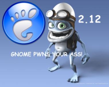 GNOME 2.12
