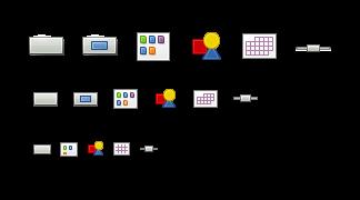 Widget Icons