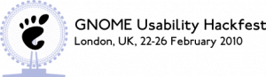 GNOME Usability Hackfest Logo